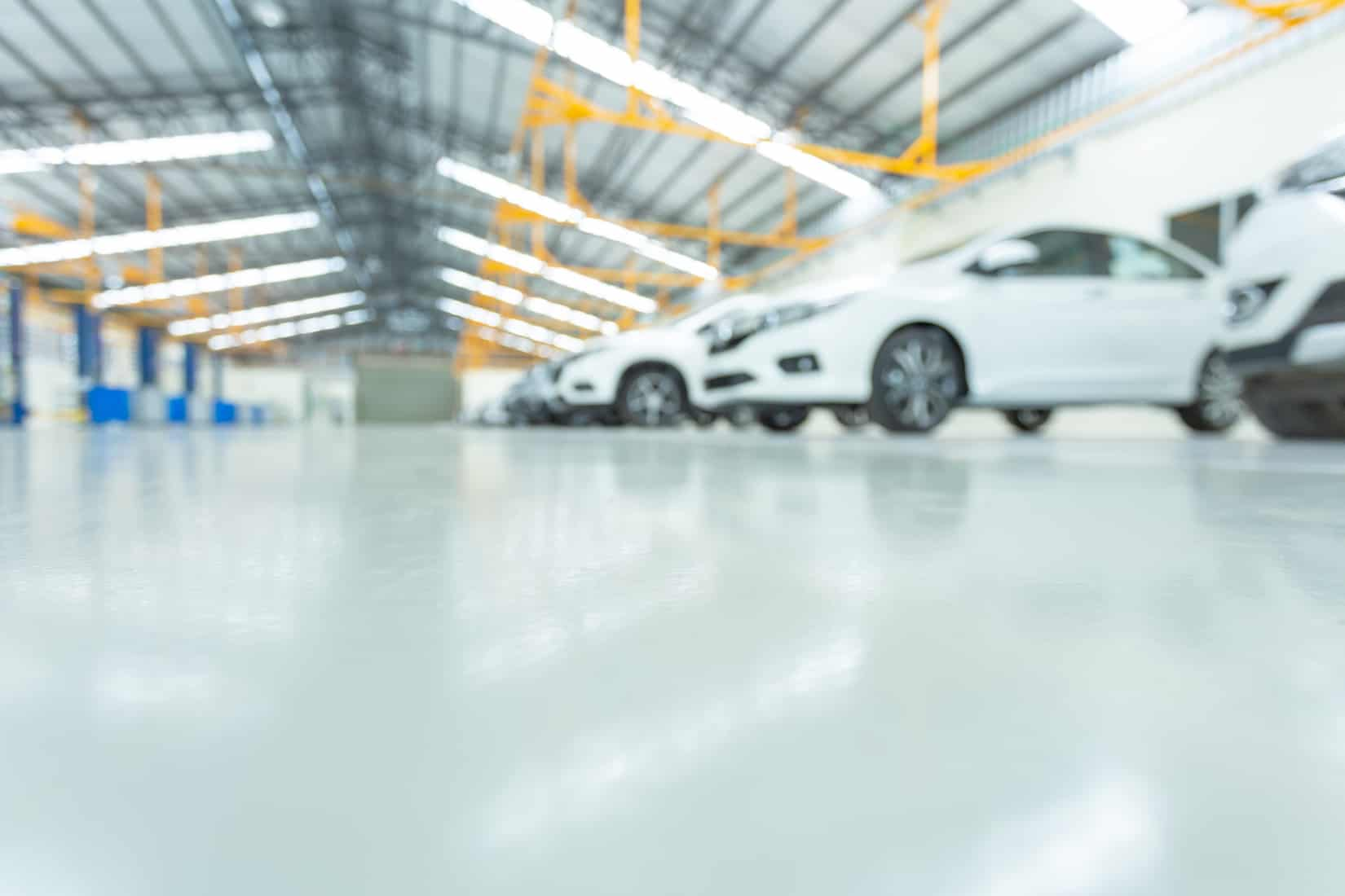 Epoxy Flooring for Industry